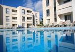 Hôtel Paphos - Daphne Hotel Apartments
