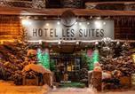 Hôtel 4 étoiles Villaroger - Les Suites – Maison Bouvier-1