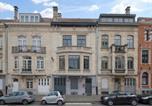 Hôtel Ixelles - Les Chambres de Franz by Smartflats-1