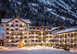 Hôtel 5 étoiles Chamonix-Mont-Blanc - Résidence & Spa Vallorcine Mont-Blanc