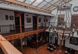 Hôtel Cuenca - Suites & Hotel El Quijote-1