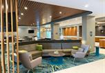 Hôtel Cocoa Beach - Springhill Suites by Marriott Cape Canaveral Cocoa Beach-4