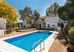 Location vacances Coín - Coin Villa Sleeps 10 Pool-1