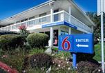 Hôtel Reno - Motel 6 Reno Airport - Sparks-1