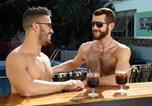 Hôtel Fort Lauderdale - The Big Coconut Guesthouse - Gay Men's Resort-3
