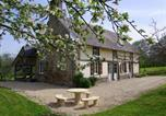 Location vacances Notre-Dame-du-Touchet - Pleasant Holiday Home in Le Mesnil-Boeufs with Garden-4