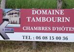 Hôtel Port-de-Lanne - Chambres d'Hôtes Domaine Tambourin-2