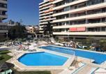 Location vacances Torremolinos - Apartamentos la Nogalera-4