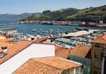 Location vacances Ibarrangelu - Vistas al puerto al mar y la montaña.-1
