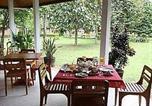 Villages vacances Anyer - Satwa Elephant Eco Lodge-3