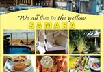 Location vacances  Mozambique - Samara Lodge-1