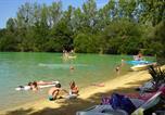 Camping Saint-Géraud-de-Corps - Camping le Chene du lac
