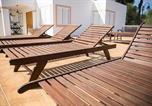 Location vacances Son Bou - Torre Soli Nou Villa Sleeps 9 Pool Air Con Wifi-2
