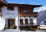 Location vacances Sankt Anton am Arlberg - Pension Strolz-1