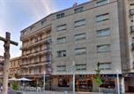 Hôtel Pontevedra - Hotel Virgen del Camino Pontevedra-2