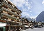 Hôtel Grindelwald - Hotel Central Wolter - Grindelwald-2