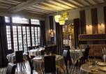 Hôtel Cherreau - Relais Saint Louis, Logis-3