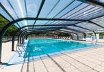 Camping avec Piscine Antibes - Camping Saint Louis-3