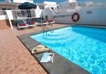 Location vacances Tías - Casa De Salamo Cinco - Great 2 bedroom family villa - Similar units available for larger groups-3