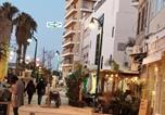 Location vacances Tel Aviv - Cosy trend and modern- 3 minutes from beach-3