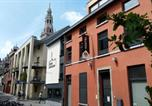 Hôtel Belgique - Leuven City Hostel-1
