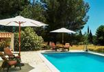 Location vacances Sant Llorenç de la Muga - Beautiful home in Pouzols-Minervois with Outdoor swimming pool and 3 Bedrooms-3