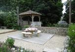 Location vacances Gaja-et-Villedieu - Garden Apartment: Large living area, 2 Ac bedrooms: 1 King +2 Singles, garden, table tennis, views-3