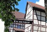 Hôtel Gera - Hotel Bad Langensalza Eichenhof-1