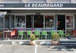 Hôtel Aubazine - Le Beauregard-1