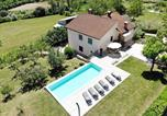 Location vacances Pazin - Holiday Home with pool and garden-1