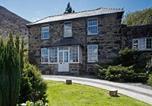 Hôtel Criccieth - Sygun Fawr Country House-4