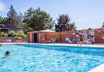 Camping avec WIFI Caylus - Camping Le Soleil des Bastides-2