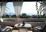 Location vacances Leni - Villa Luigia - vista mare e a pochi minuti dalla spiaggia di Salina-1