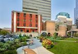 Hôtel Edmonton - Union Bank Inn-1