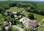 Camping avec Chèques vacances Dordogne - Camping Au P'Tit Bonheur-1
