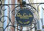 Hôtel Azerbaïdjan - City Walls Hotel-3