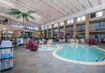 Hôtel Murfreesboro - Clarion Inn Murfreesboro-4
