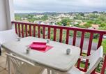 Location vacances Bord de mer de Bidart - Apartment Hego Alde-1