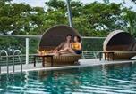 Hôtel Kota Kinabalu - Le Meridien Kota Kinabalu-1