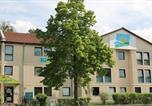 Hôtel Großbeeren - Jugendgästehaus Lichterfelde-3
