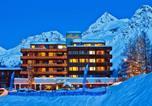 Hôtel Wiesen - Arosa Kulm Hotel & Alpin Spa-1
