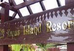 Villages vacances Kuala Terengganu - Kapas Island Resort-2