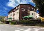 Hôtel Bodenmais - Hotel Ostry-2