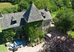 Hôtel Chamboulive - Chambres d'hôtes de la ferme apicole d'Espagnac Corrèze-1