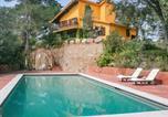 Location vacances Castellterçol - Splendid Villa in Sant Quirze Safaja with Private Pool-1