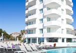 Hôtel 4 étoiles Pineda de Mar - Alegria Mar Mediterrania - Adults Only-2