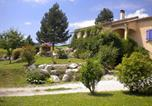 Location vacances  Drôme - Quiet Holiday Home in Marignac-en-Diois with Garden-4