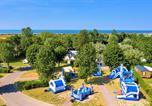Camping avec Piscine couverte / chauffée Merville-Franceville-Plage - Capfun - Camping Havre de Bernières-2