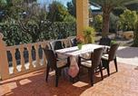 Location vacances Aspe - Four-Bedroom Holiday home Crevillente with an Outdoor Swimming Pool 06-3