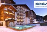 Location vacances Rhône-Alpes - Skissim Select - Residence La Turra-1